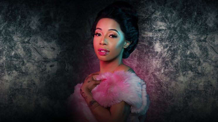 Kelly Khumalo gets emotional in second half of reality show