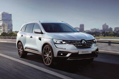 Renault Koleos big, chic and simple