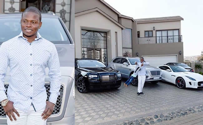 Bring your tithe: Bushiri the second richest pastor in SA