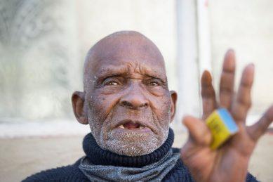 116-year-old Fredie Blom passes away