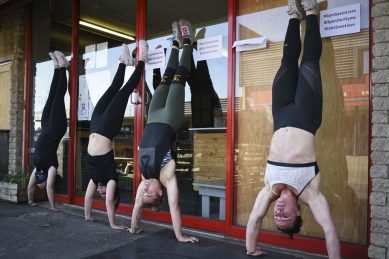 Fitness industry demands government #SaveOurGyms