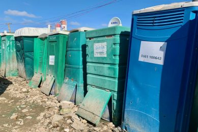 Stink over Cape Town portable toilet contract continues