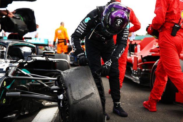 British Grand Prix's flat note drama