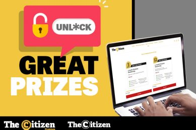 WIN and UNLOCK great prizes!