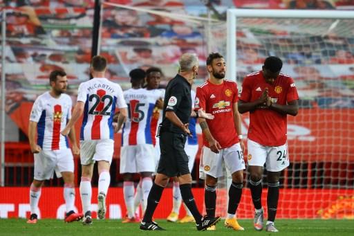Zaha double hands Man Utd dreadful Premier League start
