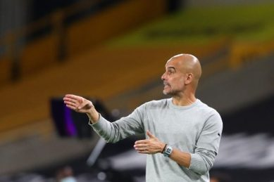 Guardiola takes blame for Euro flop as Man City launch new campaign