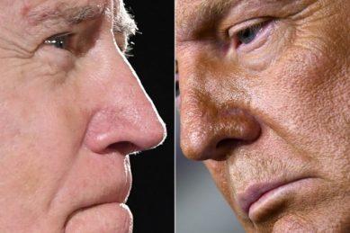 Trump-Biden final debate: Covid, wind and Hitler