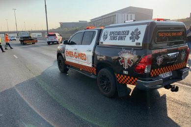Police officer dies after being hit by car in Midrand