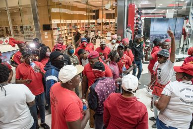 IRR slams EFF for 'political theatre', as govt says 'no way to resolve conflict'