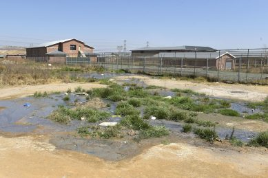 Criminal charges considered over R82m school built in sewage