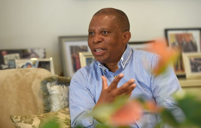 It's official: Mashaba's ActionSA is registered with IEC