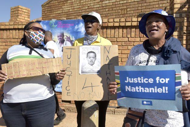 WATCH: Trial of Nathaniel Julies' alleged killers postponed