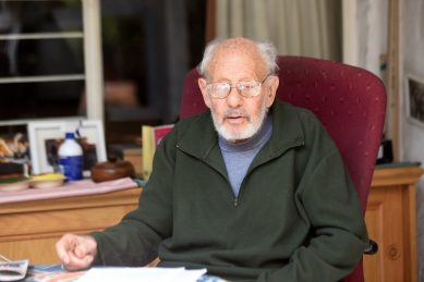 Denis Kuny earns his place in SA history books
