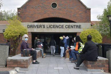 Licencing backlog puts brakes on reviving car trade