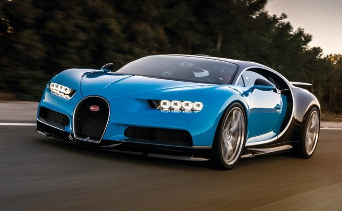 REPORT: Volkswagen said to have approved sale of Bugatti to Rimac