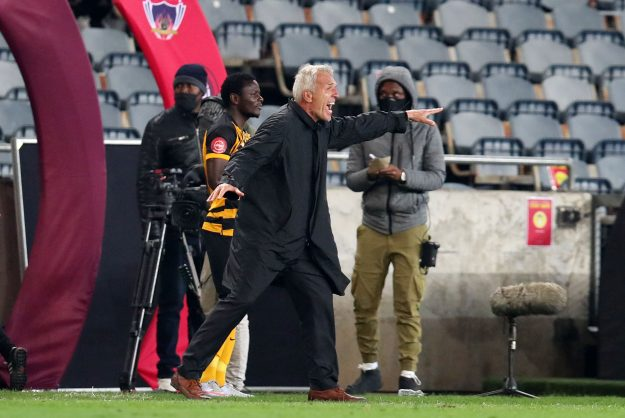 Kaizer Chiefs had too many donkeys in a thoroughbred horse race