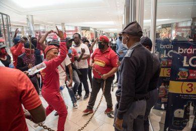 Court grants Clicks interdict against EFF shutdown