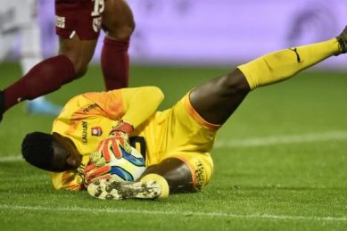 Rennes goalkeeper Mendy on brink of Chelsea switch