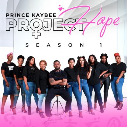 Prince Kaybee announces proposed date for all-female Project Hope
