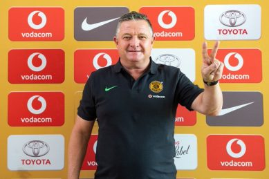 Hunt not the solution for Kaizer Chiefs – Khanye