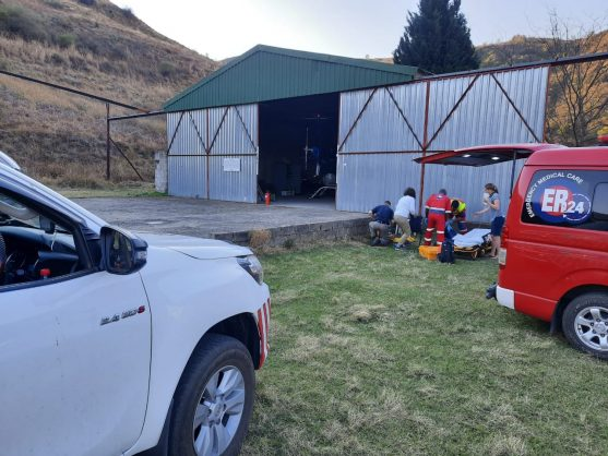 Dehydrated teen airlifted from Drakensberg Mountain after hike