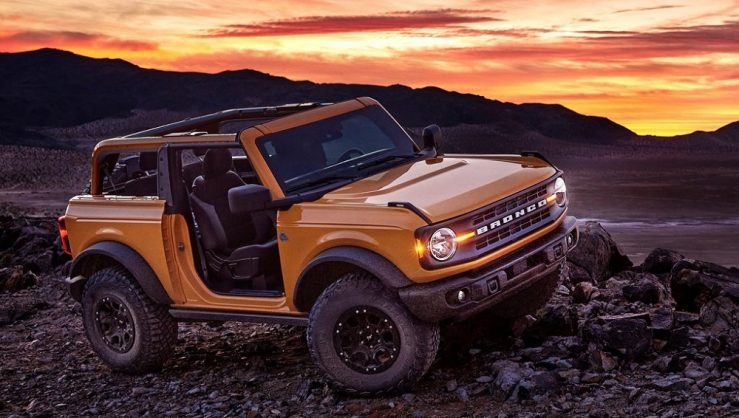 What? New trademark suggests Ford Bronco Raptor could be called Warthog