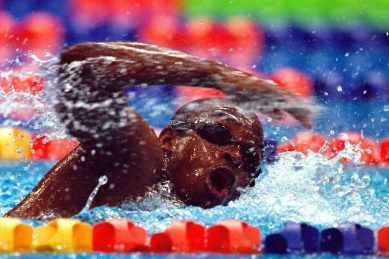 Remember Eric the Eel? How a lone Olympic swim 20 years ago changed one man's life