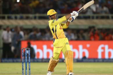 Veteran Dhoni promises change at CSK after IPL season of 'failures'