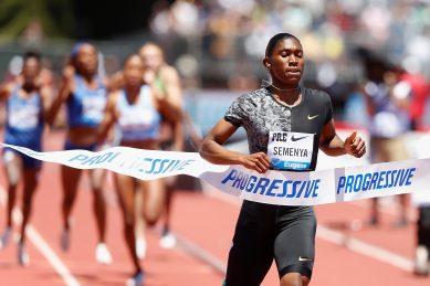 Sports Minister calls Semenya ruling 'unfortunate'