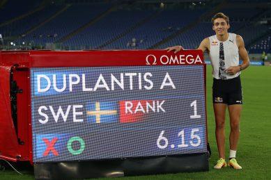 Armand Duplantis