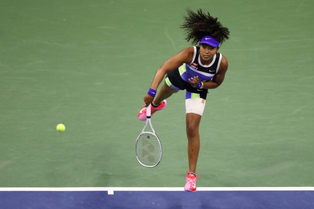 It's payback for Osaka at US Open
