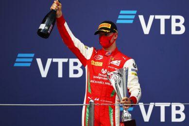 Mick Schumacher boosts F1 prospects with Sochi win