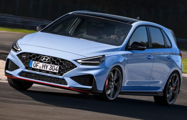 Facelift Hyundai i30 unleashed with more poke and eight-speed dual clutch 'box