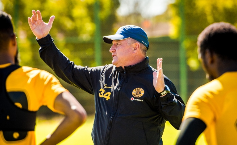 GALLERY: Chiefs first training session under Gavin Hunt