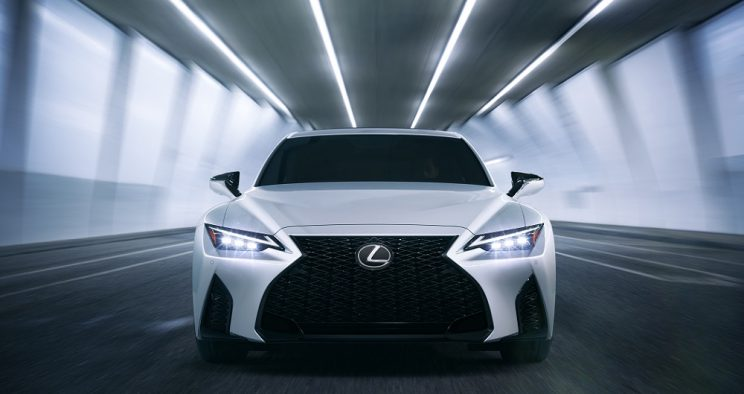 Sorry, what? Report claims turbocharging and V8 still part of next generation Lexus'