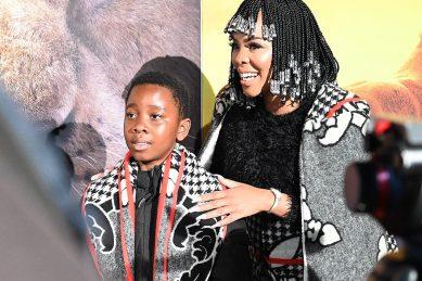 Masechaba Ndlovu's son commissions powerful artwork for her birthday
