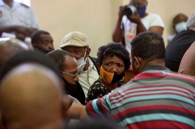 VIDEO: Eldorado Park residents cheer as Julies murder accused denied bail