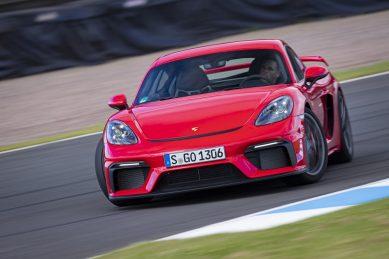 Porsche 718 Cayman GT4 offers old-school driving pleasure