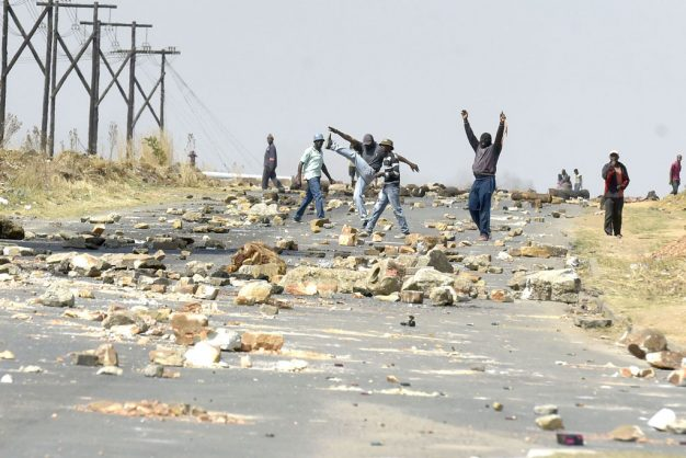 Two people die as Limpopo protest march ends in tragedy