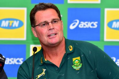RWC19: Why Erasmus was always SA Rugby's first-choice man for the Boks