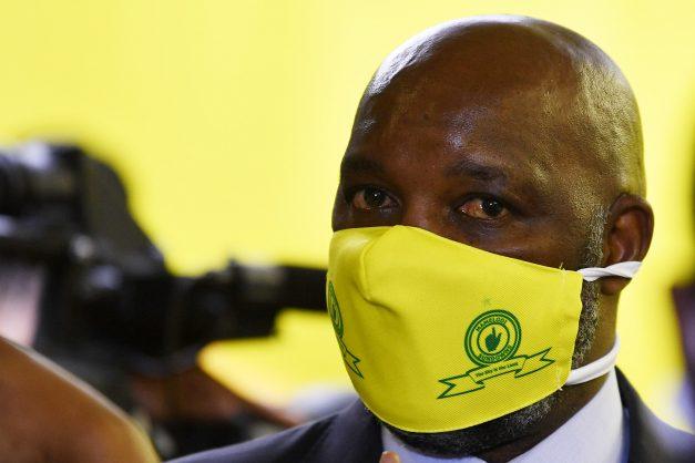GALLERY: Pitso Mosimane leaves Mamelodi Sundowns