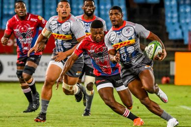 Stormers scrum too strong for Lions