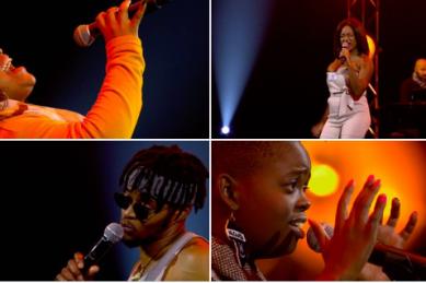 Meet your top 16 for 'Idols SA'