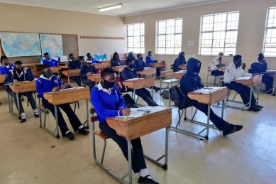 Government launches free TV catchup show for matrics
