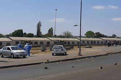 WATCH: Taxi violence suspected in Nancefield Hostel shooting