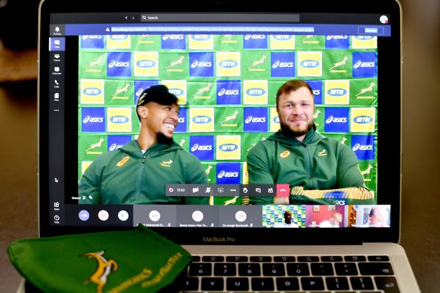 Boks will be on the back foot in Rugby Champs – Vermeulen