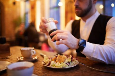 Just how much salt should you be eating?
