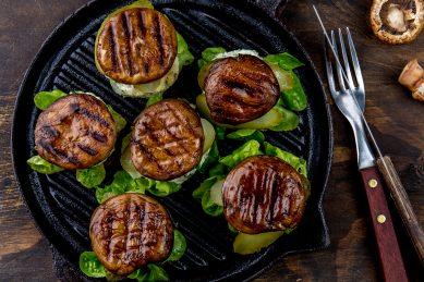 Best braai mushrooms recipes