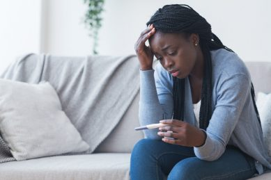 How to move forward after an unplanned pregnancy