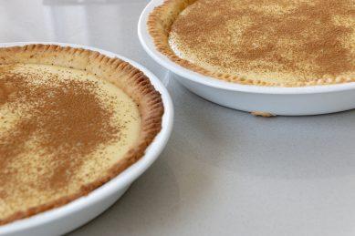 Creamiest milk tart recipe